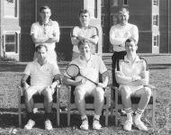 Interport Tennis circa 1979
